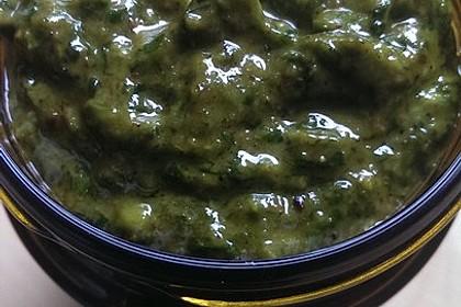 Bärlauch - Pesto 23