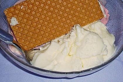 Zitronen - Joghurt - Eis