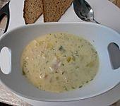 Schwedische Fischsuppe (Bild)