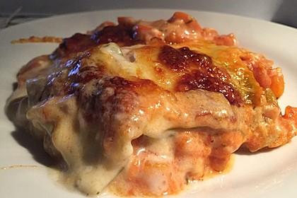 Kürbis - Lasagne 18