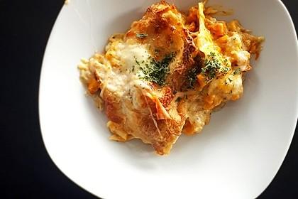 Kürbis - Lasagne 20