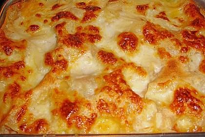 Kürbis - Lasagne 52