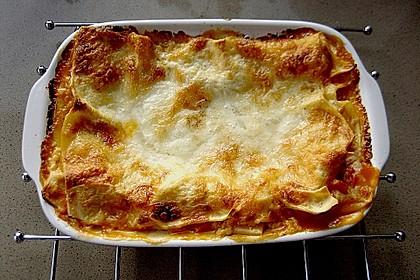 Kürbis - Lasagne 27