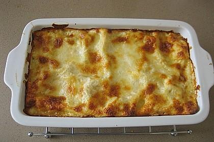 Kürbis - Lasagne 23