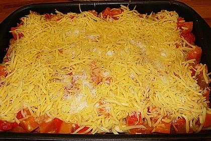 Kürbis - Lasagne 40