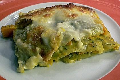 Kürbis - Lasagne 28