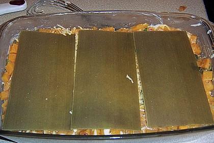Kürbis - Lasagne 54