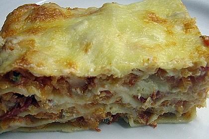 Kürbis - Lasagne 21