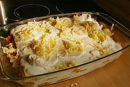 Kürbis - Lasagne 29