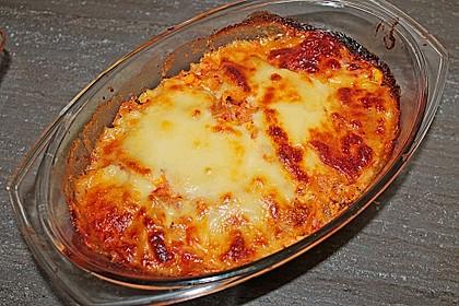 Kürbis - Lasagne 26