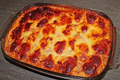 Kürbis - Lasagne 41