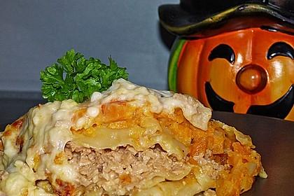 Kürbis - Lasagne 14