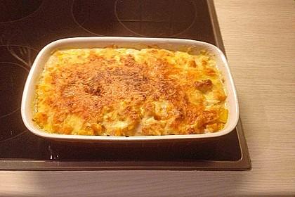 Kürbis - Lasagne 7