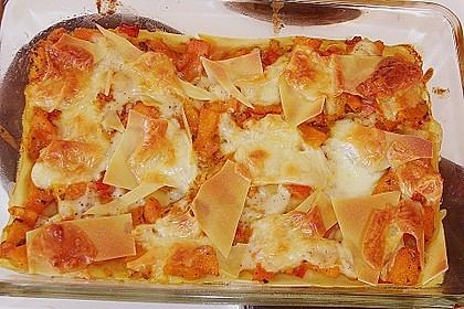 Kürbis - Lasagne 45