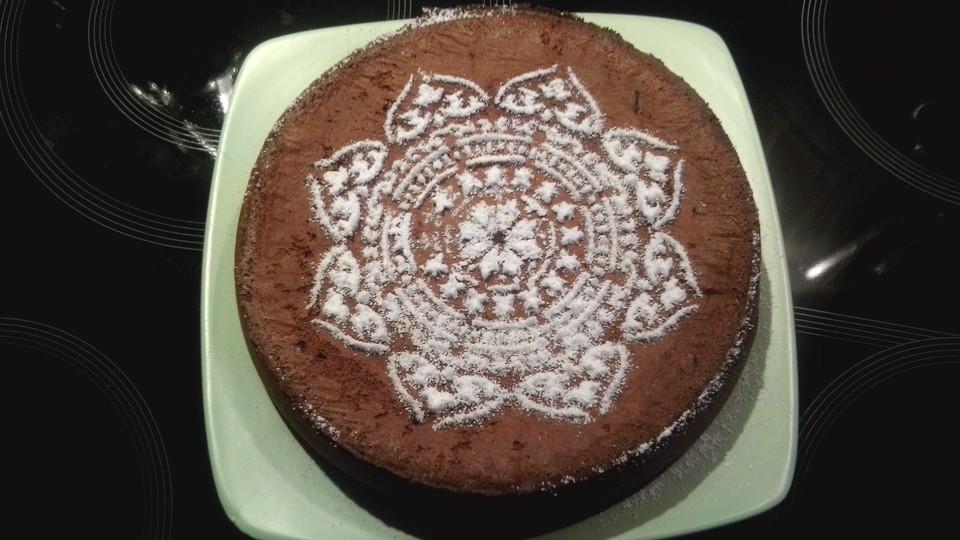 2 Zutaten Schokoladenkuchen Von Obsessionangel Chefkoch De