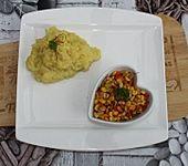 Mais mit Pinienkernen aus Nordchina (Bild)