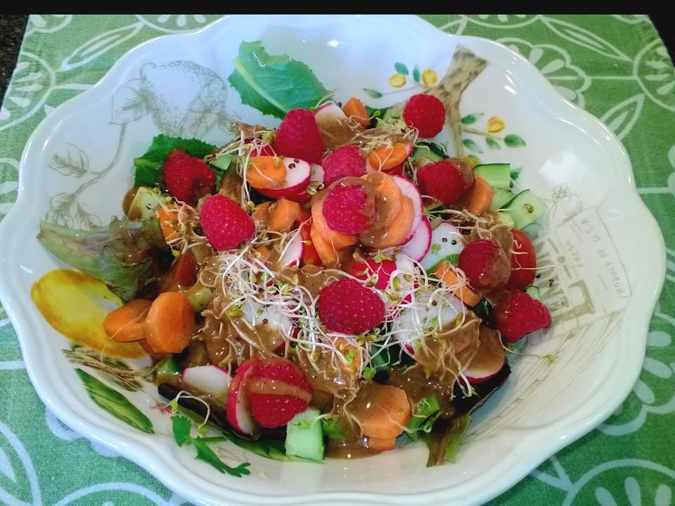 Der Perfekte Salat Zum Grillen Von Sunseeker01 Chefkochde