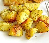 Junge Kartoffeln mit Kräutern à la Gabi (Bild)