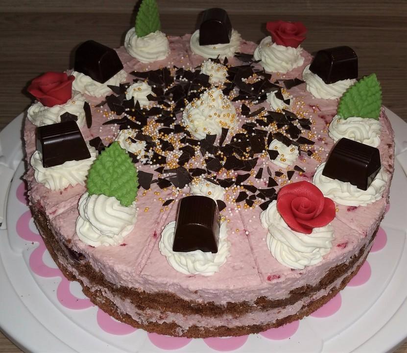 Mon Cheri Torte Von Cherrylein Chefkoch De