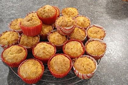Rübli-Kokos-Kuchen (Bild)