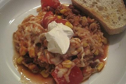 One Pot Burrito Bowl (Bild)