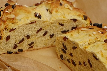 Traditionelles Osterbrot