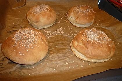 Hamburger Buns (Bild)