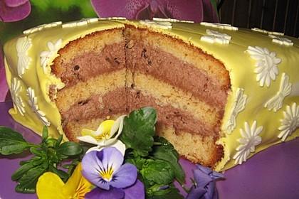 Eierlikör-Schoko-Sahne-Torte