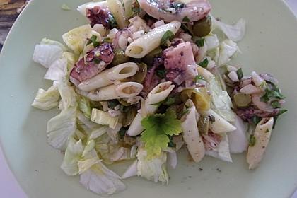 Nudel-Pulpo-Salat