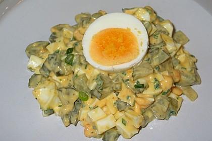Eiersalat nach Hausmanns-Art