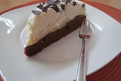 Schokolade-Bananenkuchen (Bild)