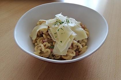 Spaghetti in Schinken-Sahne-Soße 34