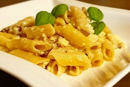 Spaghetti in Schinken-Sahne-Soße 25