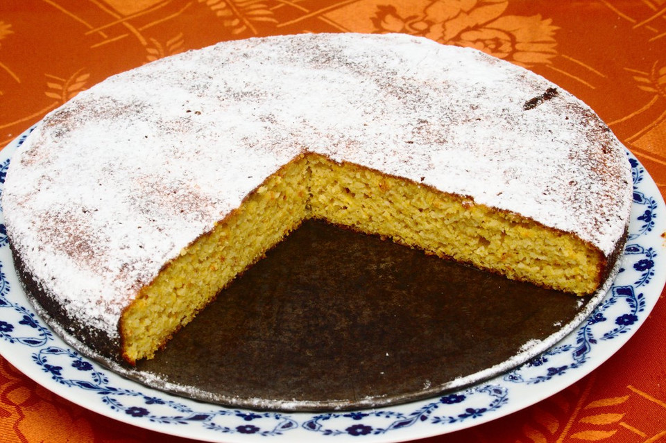 Mandel Orangen Kuchen Von Tatunca Chefkoch De