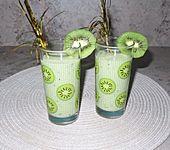 Bananen-Kiwi-Shake (Bild)