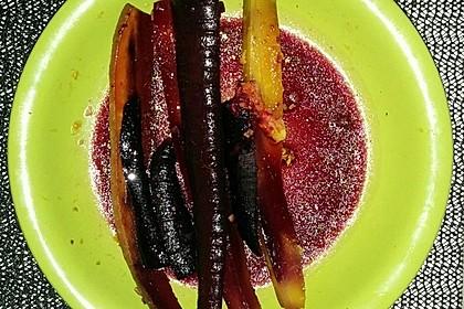 Möhren aus dem Ofen mit unwahrscheinlichem Aroma 5