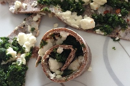 Low Carb Pizzateig alla Lizza (Bild)
