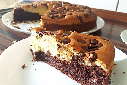 Saftiger Marmorkuchen Cookie-Style 1