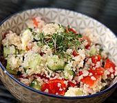 Bulgur Salat (Bild)