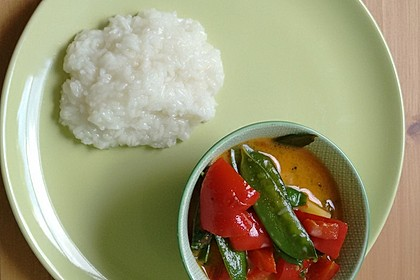 Rotes Thai-Curry (Bild)