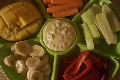 Käse-Curry Dip (Bild)