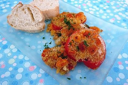 Tapas - Gebackene Tomaten