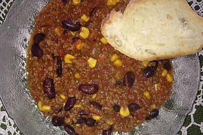 Chili con Carne aus dem Instant Pot
