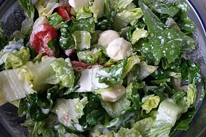 Salatdressing - passt zu fast allen grünen Salaten 5