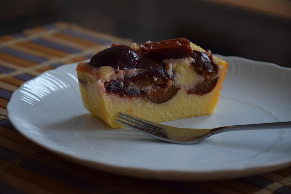 Quark Pflaumen Kuchen Von Stef Backt Cupcakes Chefkoch De