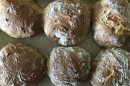 Dinkel-Kartoffel-Brot