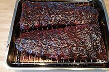 Spareribs Gasgrill 3 2 1 : Spareribs vom grill oder aus dem backofen von pega