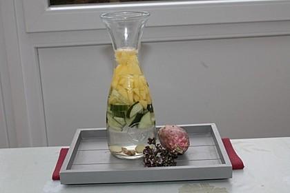 Mango-Ingwer-Gurken-Wasser 2
