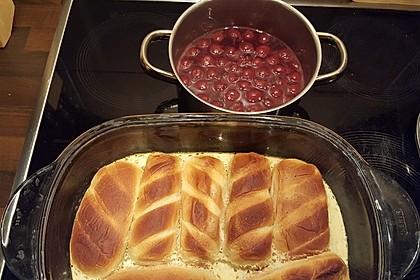 Croissant-Apfel-Auflauf 2
