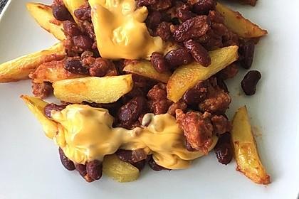 Chili-Cheese-Pommes mit Hackfleisch 1